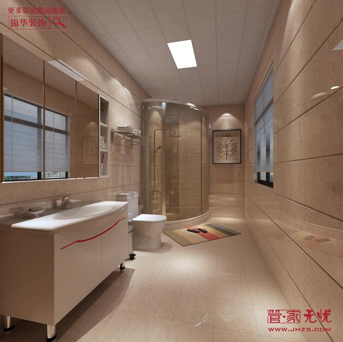 精装现代1型装修-两室一厅-现代简约