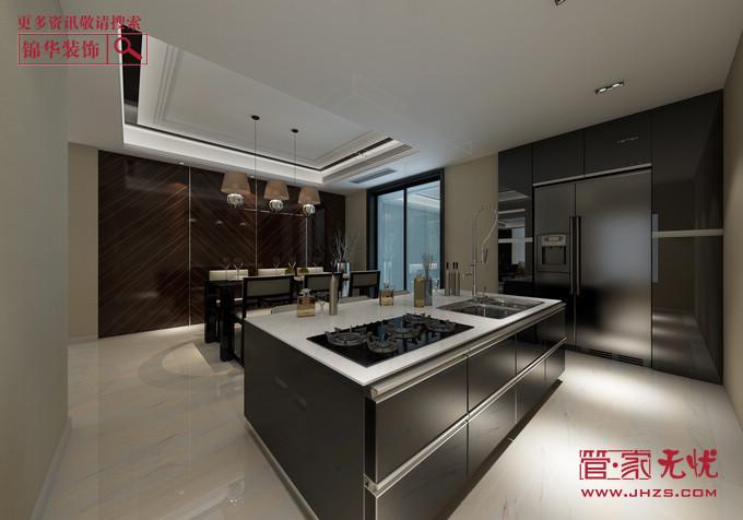 尊享现代1型装修-三室两厅-现代简约