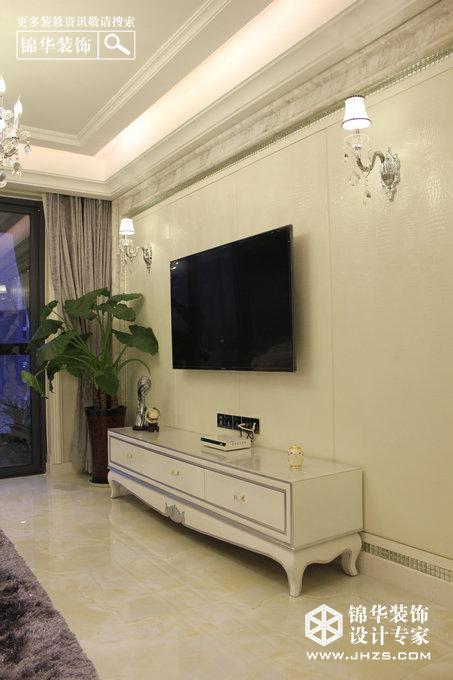 银魅后奢-凤凰和美装修-两室两厅-欧式古典