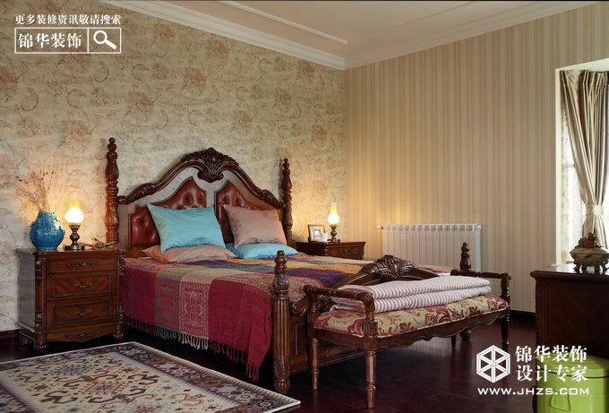 恒大绿洲-秋日华尔兹装修-两室两厅-欧式古典