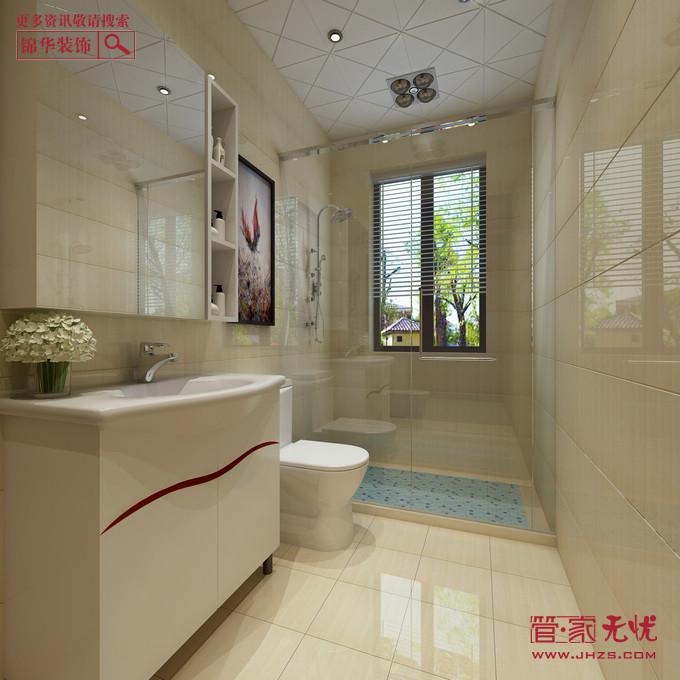 品质现代1型装修-三室两厅-现代简约