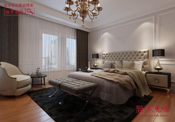 品质简欧1型装修-三室两厅-简欧