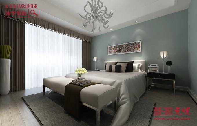 精装现代2型装修-两室两厅-现代简约