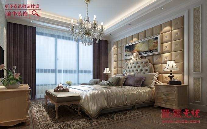 尊享欧式2型装修-三室两厅-欧式古典