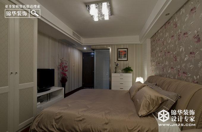 月色-融侨中央花园装修-三室两厅-现代简约