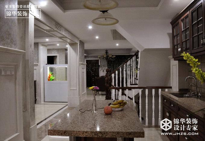 廚房裝修效果圖-裝修圖片-南京錦華裝飾設計公司