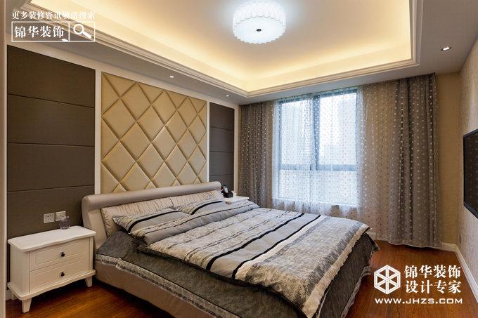 金王府装修-三室两厅-现代简约
