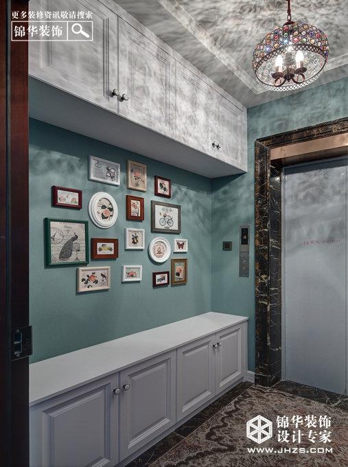 复地御钟山装修-三室两厅-现代简约