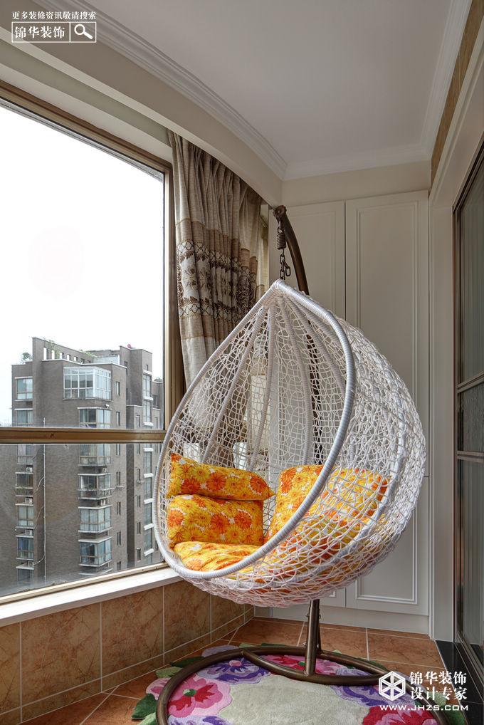 阳台装修-装修图片-南京锦华装饰设计公司