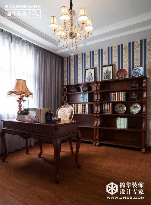 金色家园装修-三室两厅-新古典