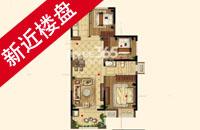 中海国际社区B1户型97平