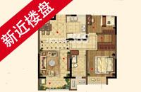 中海国际社区A1户型79平