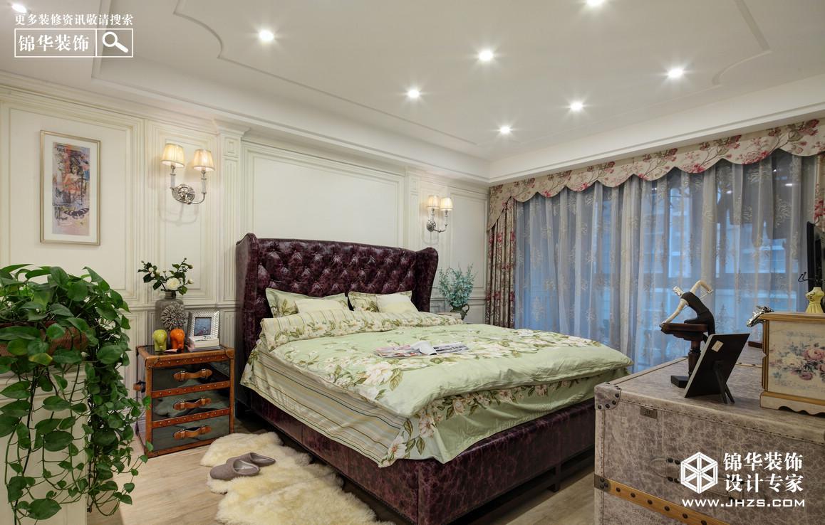 欧式古典-星雨华府-三室两厅-144平米装修-三室两厅-欧式古典