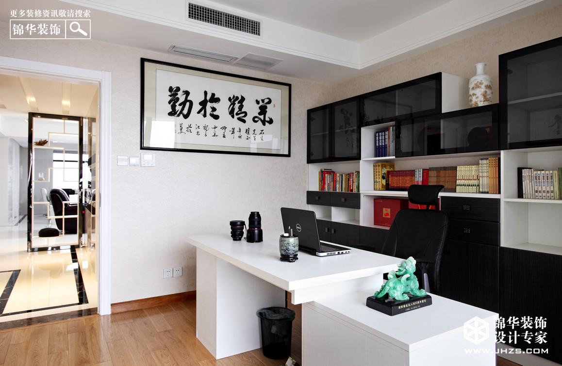 净界-香樟园装修-三室两厅-现代简约