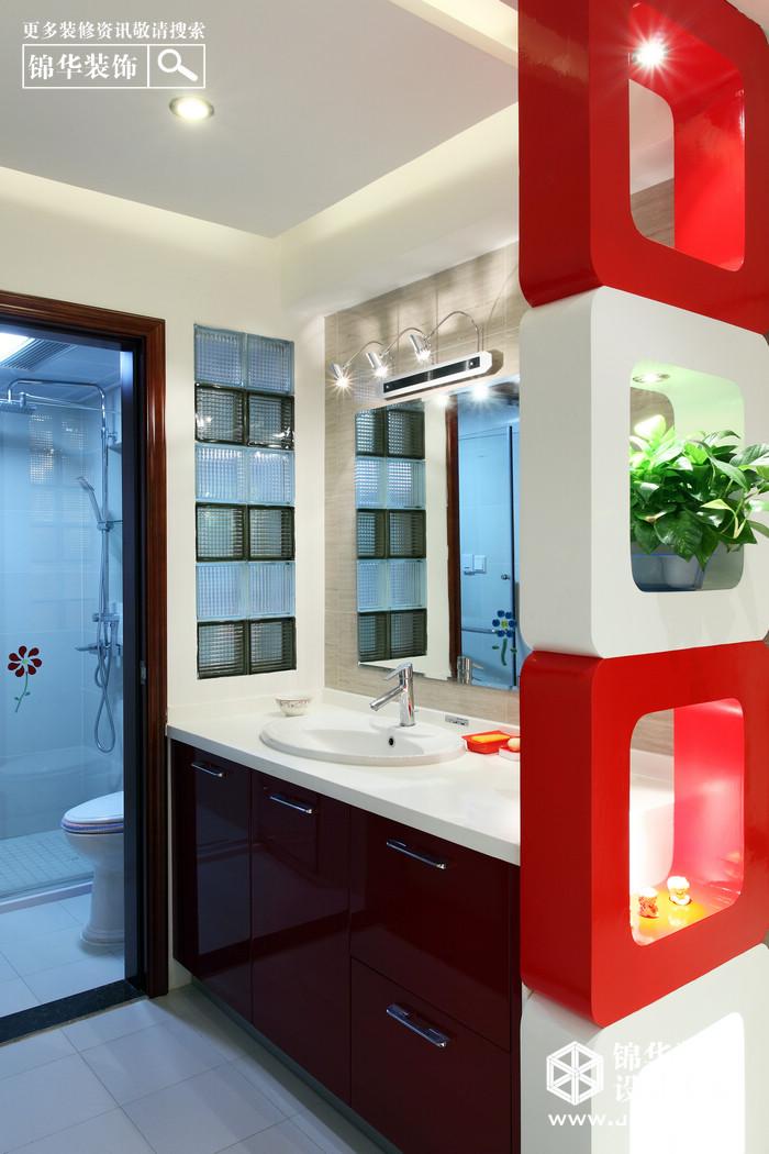 南大和园装修-三室两厅-现代简约
