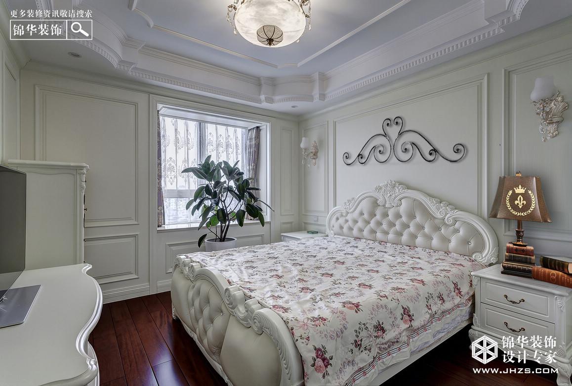 遇见新古典-新门口2号装修-三室两厅-欧式古典