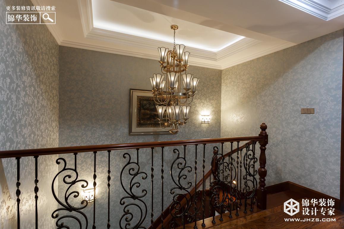 高科荣境装修-别墅-欧式古典