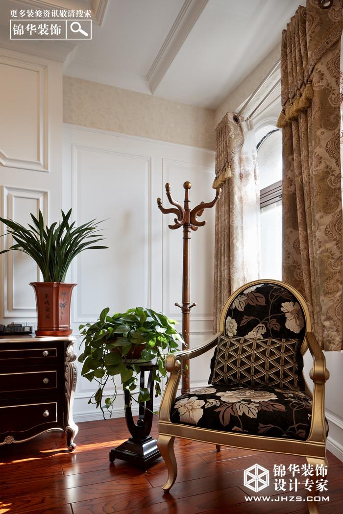 万山庭院装修-别墅-欧式古典