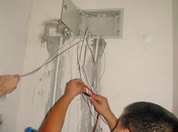 电工验收的标准