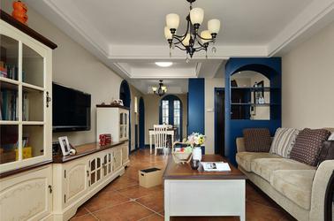 地中海-邮政世纪花园-两室两厅-89平米