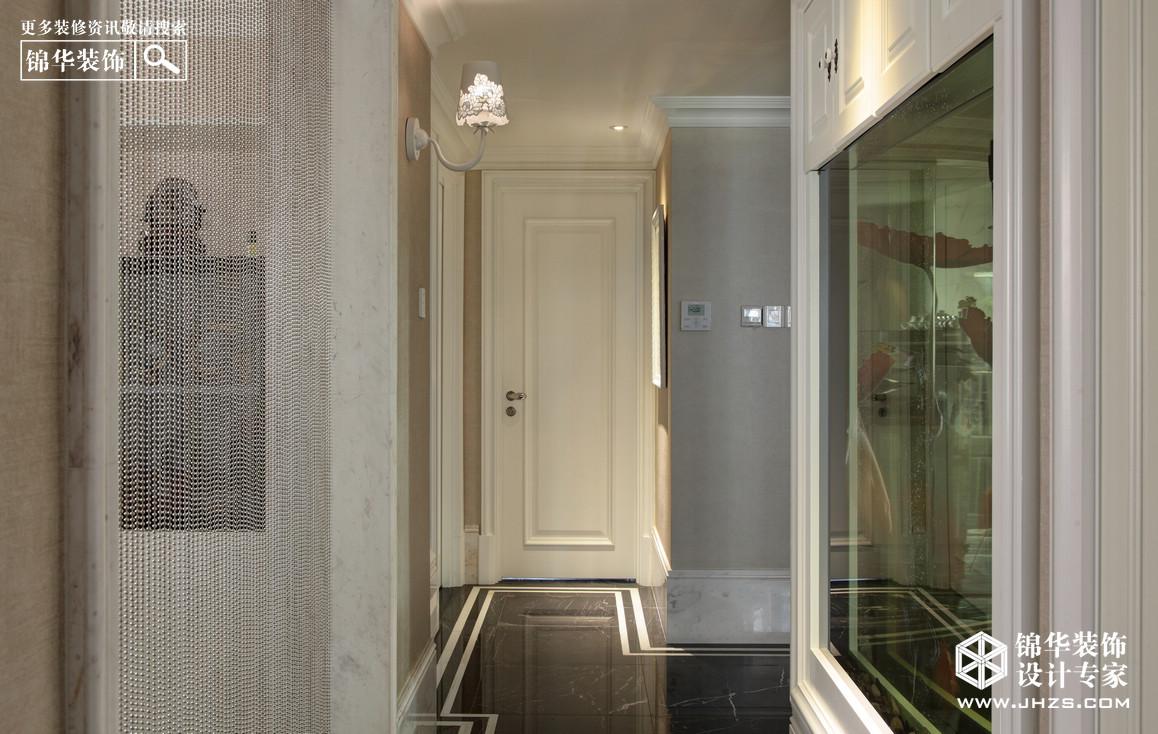 現代簡約-大地豪庭-三室兩廳-132平米裝修-三室兩廳-現代簡約