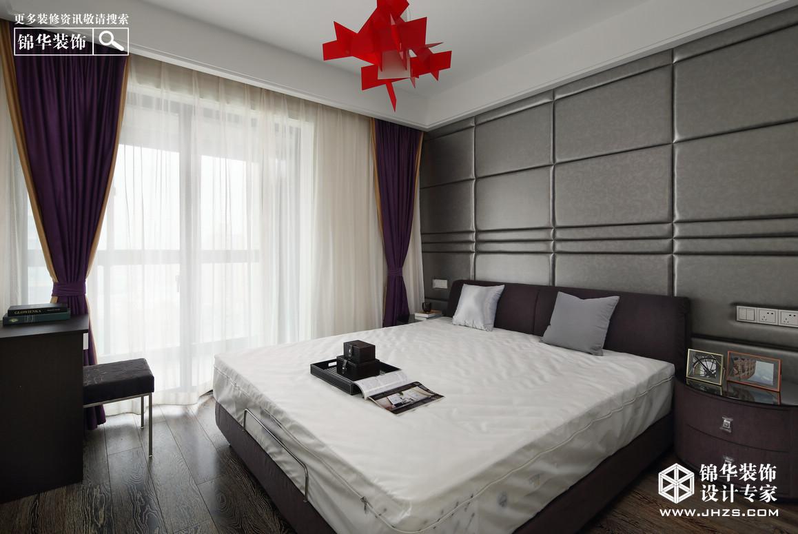 苏宁睿城装修-三室两厅-现代简约