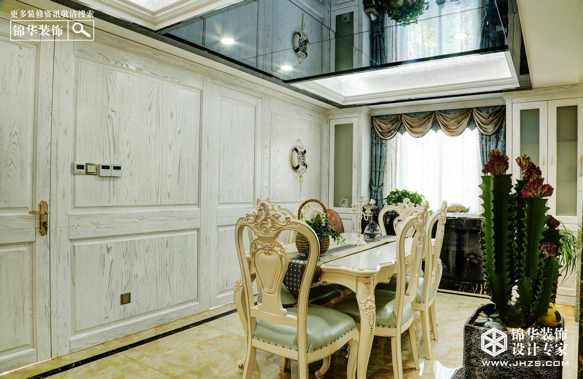 月色湖光-水木清华装修-三室两厅-简欧