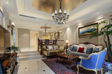欧式古典-融侨玫瑰纪-三室两厅-119平米