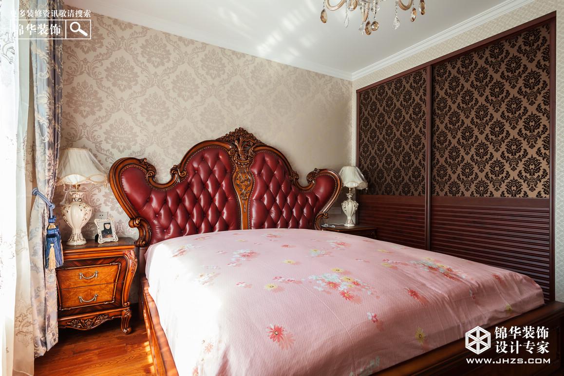 竹山雅居装修-三室两厅-新古典