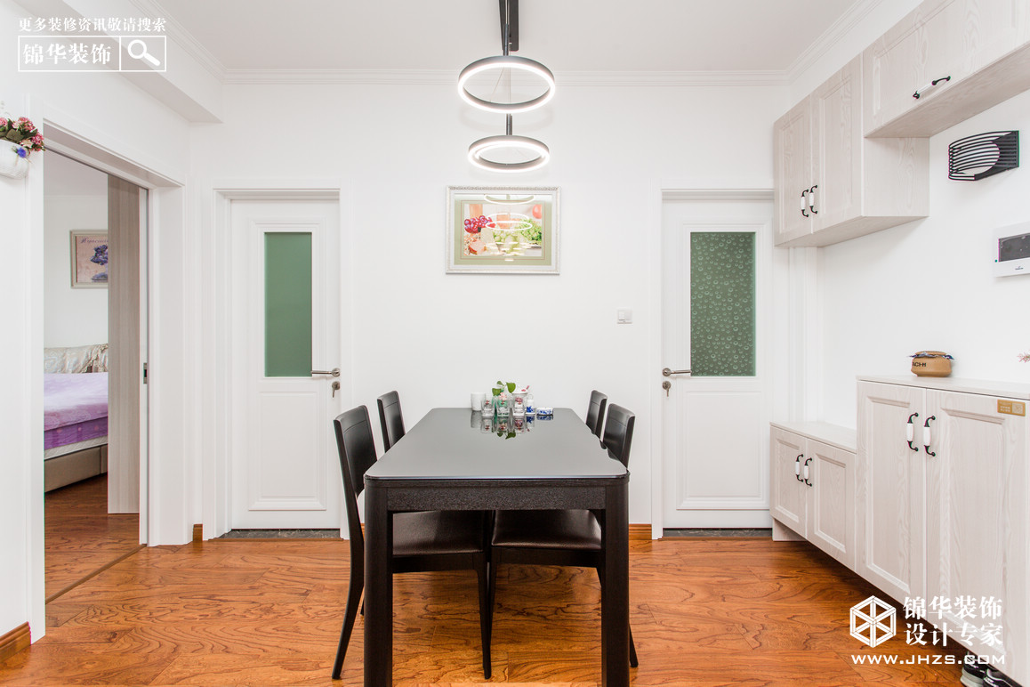 自然而来-月桂园装修-两室一厅-现代简约