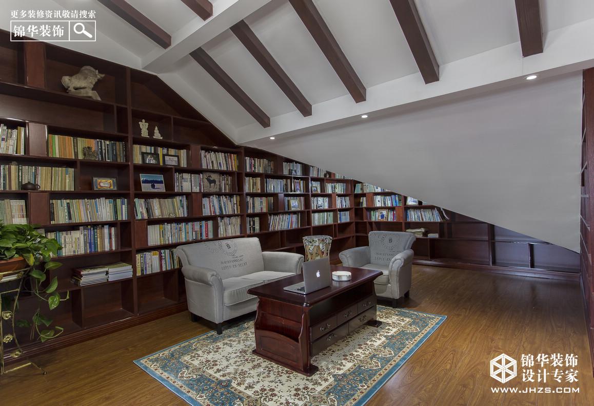 陶苑装修-两室一厅-新中式图片