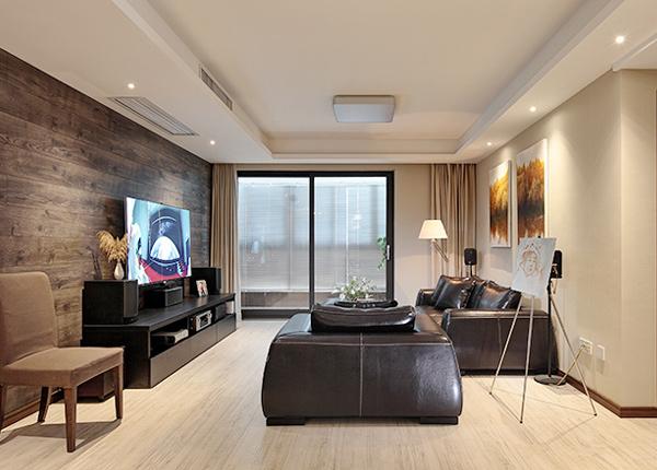 现代简约-金地自在城-三室两厅-140平米