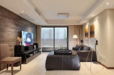現代簡約-金地自在城-三室兩廳-140平米