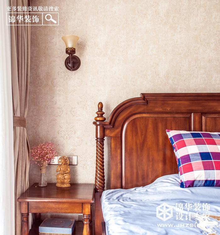 紫园-爱的罗曼史装修-大户型-美式田园