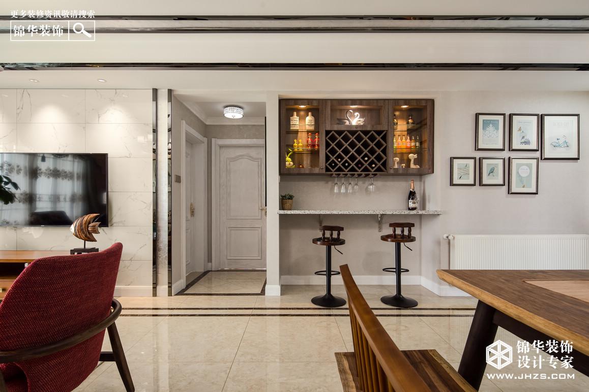 混搭·威尼斯12街区装修-三室两厅-混搭