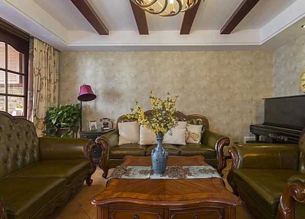 简美-中保绿苑-四室两厅-150平米