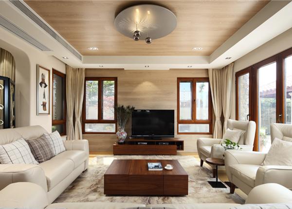 现代简约-玛斯兰德-别墅-600平米