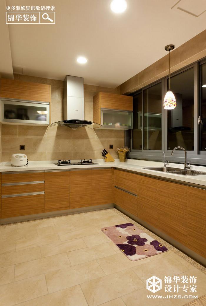 马来风情-雅居乐花园装修-三室两厅-东南亚