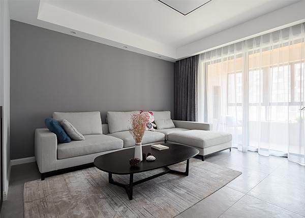 现代简约-高科荣境-四室两厅-178平米