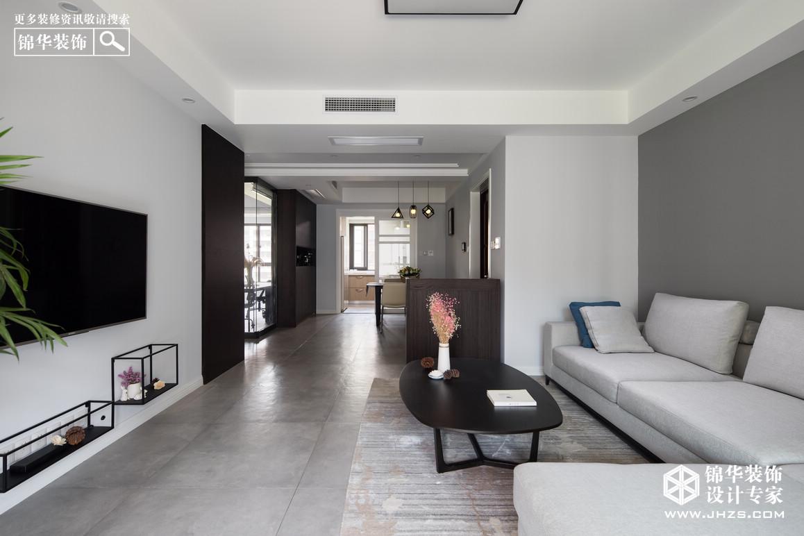 现代简约-高科荣境-四室两厅-178平米装修-四室两厅-现代简约