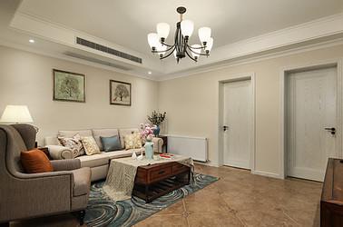 简美-天然·居-两室两厅-92平米