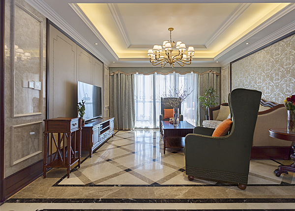 新古典-中海鳳凰熙岸-四室兩廳-260平米