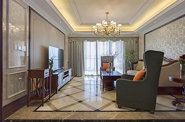 新古典-中海凤凰熙岸-四室两厅-260平米
