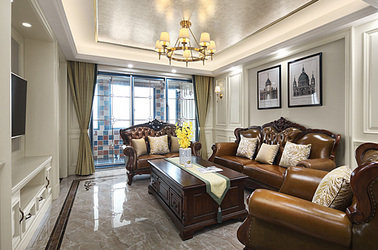 新古典-阳光帝景-四室两厅-145平米