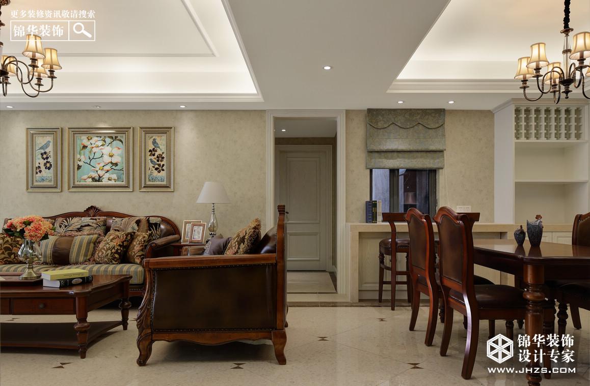 简美-郑和国际广场-三室两厅-109平米装修-三室两厅-简美