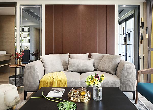 現代簡約-武夷綠洲-三室兩廳-140平米