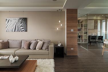 日式-港龙公寓-四室两厅-140平米