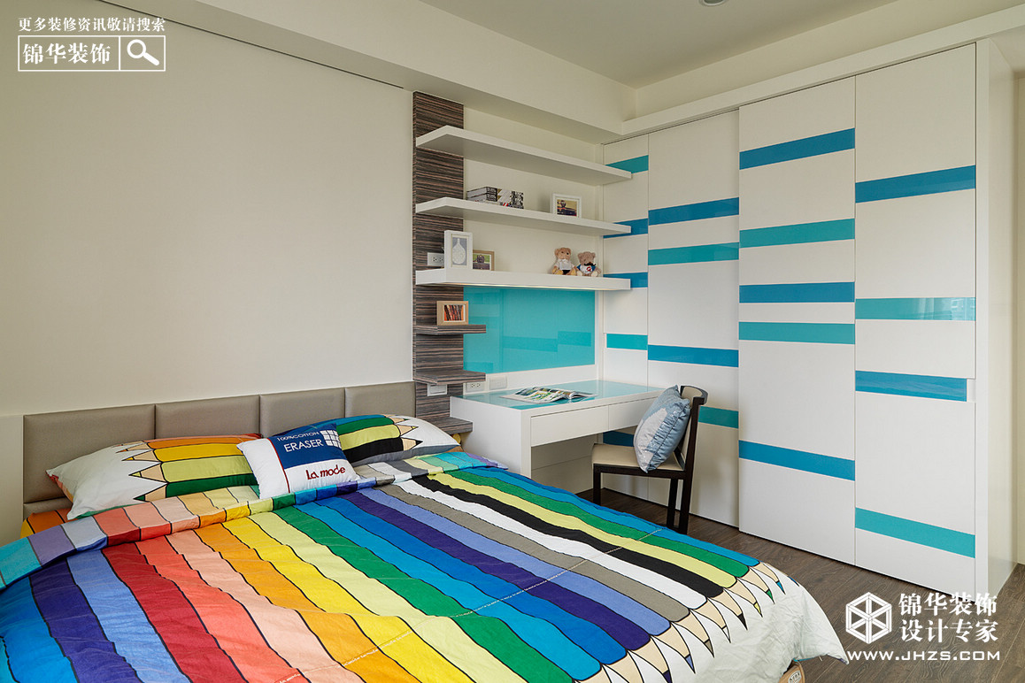 港龙公寓装修-四室两厅-日式