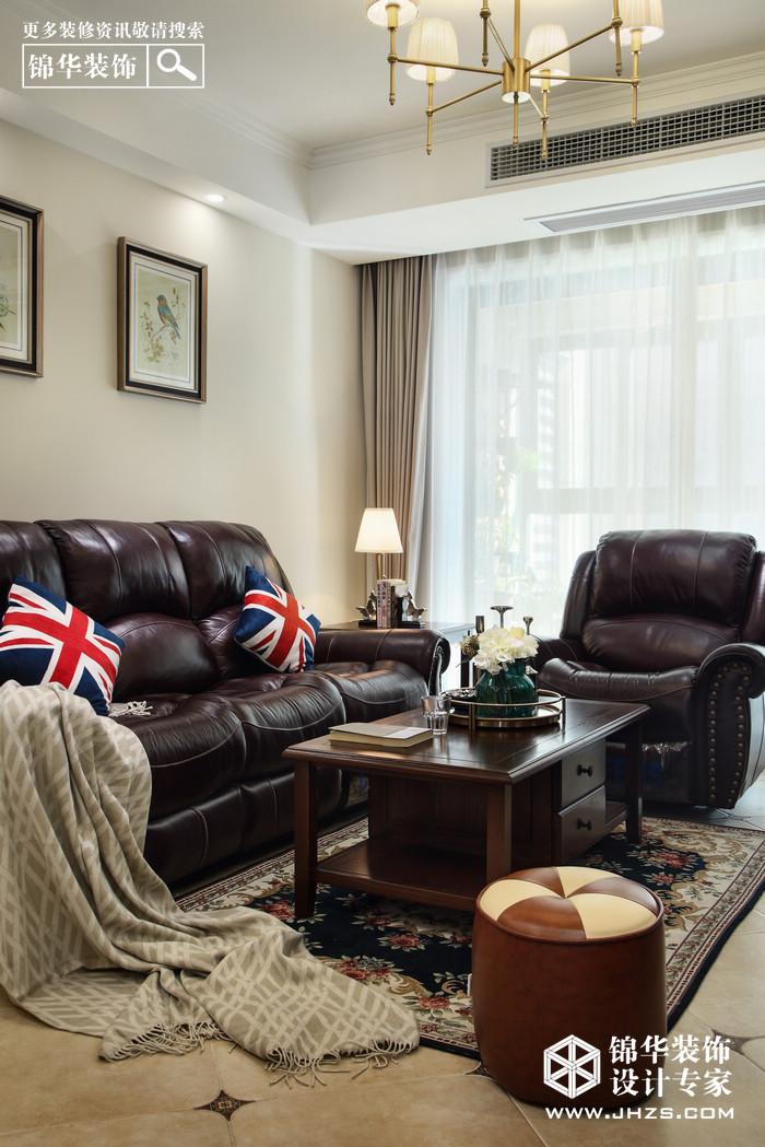 简美-中铁青秀城-三室两厅-121平米装修-三室两厅-简美