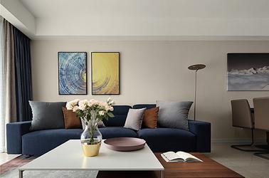 現代簡約-皇冊家園-三室兩廳-105平米
